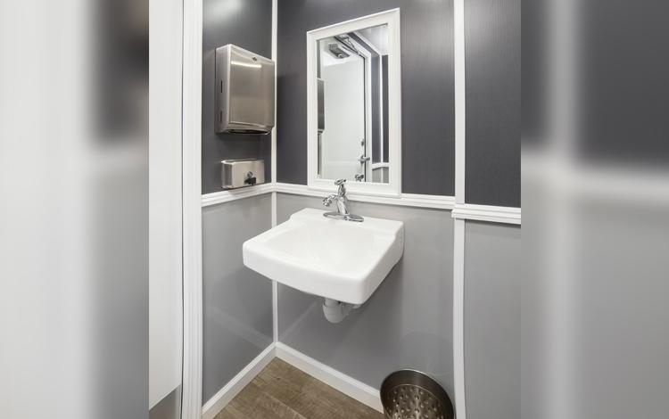 ADA 2 Plus Interior Gray Vanity