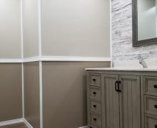 7-Stall Vanity
